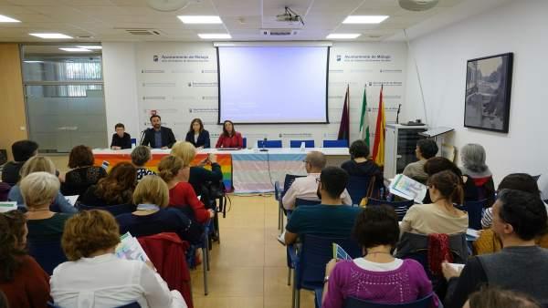 Jornadas formativas LGTBI para personal del Ayuntamiento de Málaga