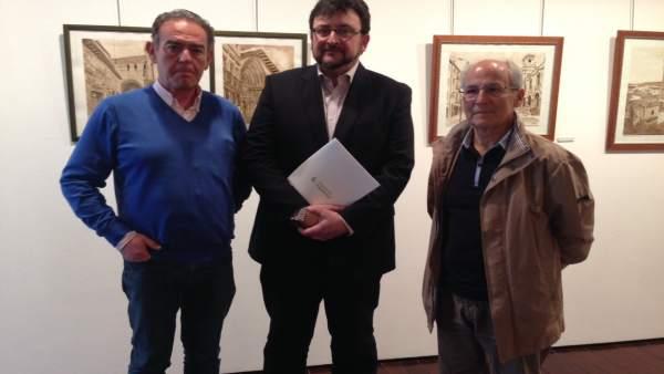 Exposición Álex Espiga