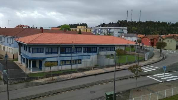 Escuela de 0 a 3 de Luanco.