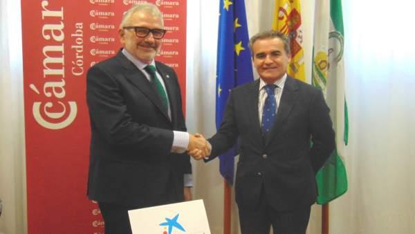Fernández de Mesa y Herrador, tras la firma