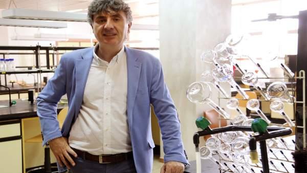 Juan Casado Cordón, catedrático de la UMA