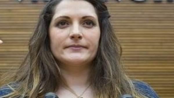 La diputada de Compromís Marian Campello