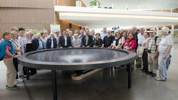 El Parque de las Ciencias y el Deutsches Museum refuerzan su colaboración