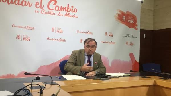 Diputado PSOE, Fernando Mora