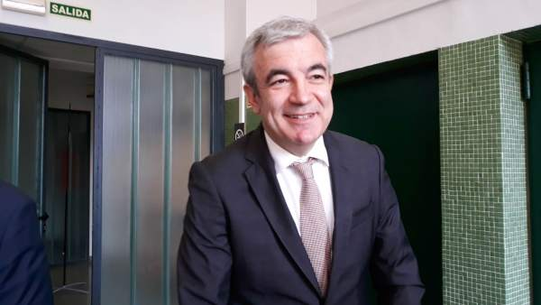 LUIS GARICANO, responsable de Economía de Ciudadanos