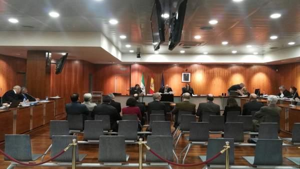 Juicio del caso 'Hidalgo' sobre blanqueo de capitales