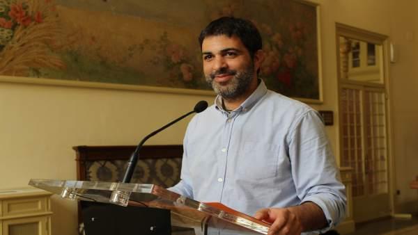 Josep Ferrà, Junta de Portavoces