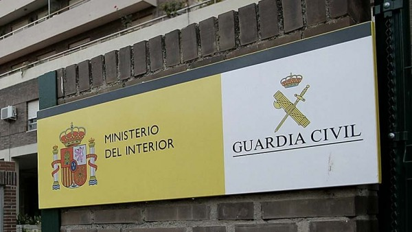 Guardia Civil de Castellón.