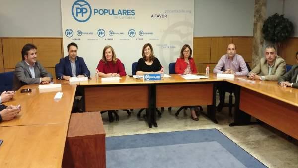 Comité Ejecutivo del PP de Cantabria