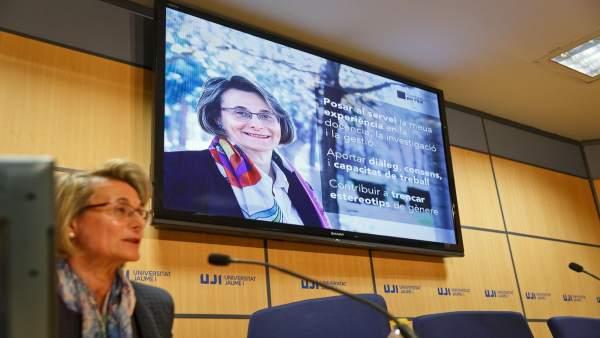 Eva Alcón, nueva rectora de la Jaume I