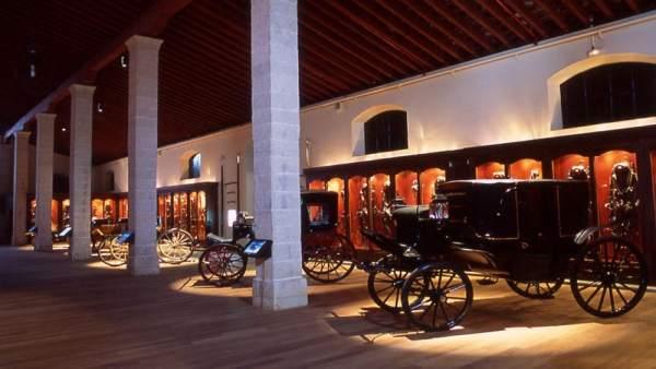 Museo del Enganche en Jerez