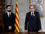 Torra, presidente de la Generalitat