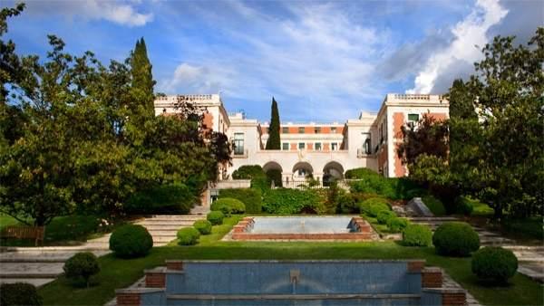 Casa Velázquez en Madrid