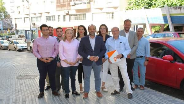 Juan Cassá en Cerrado de Calderón