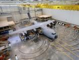 Airbus inaugura la primera estación de retrofit A400M de la planta de San Pablo