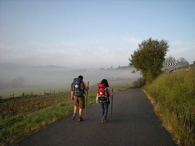 El Camino de Santiago (España)