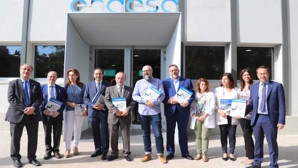 Presentación de Anuario Corresponsables en Endesa.