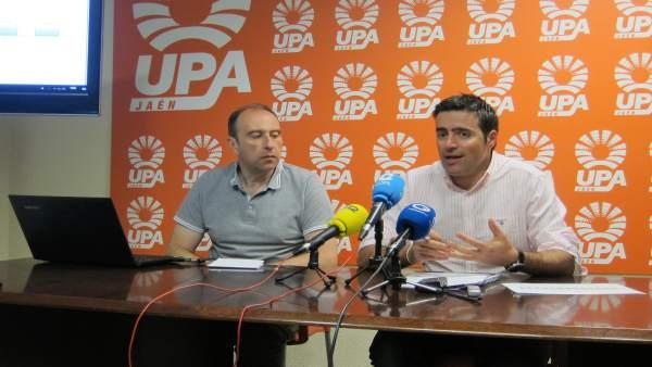 Cristóbal Cano (d) informa sobre los expedientes de la PAC.