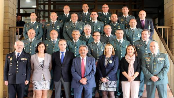 Rdo. Nota De Prensa Guardia Civil (Conmemorado El 174º Aniversario De La Fundaci