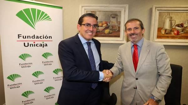 Fundación Unicaja y Colegio de Abogados renuevan su colaboración