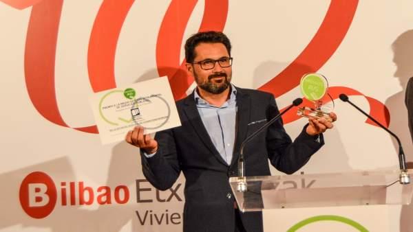 El Ayuntamiento De Málaga Informa: El Ayuntamiento De Málaga Recibe El Premio Na