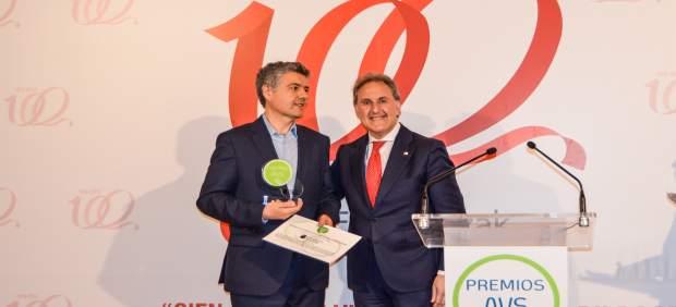 Viviendas de Bilbao recoge el premio de Gestión de Vivienda Social de AVS