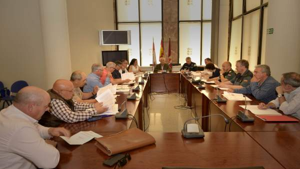 Reunión del Consejo Territorial de Caza de León. 17-5-2018