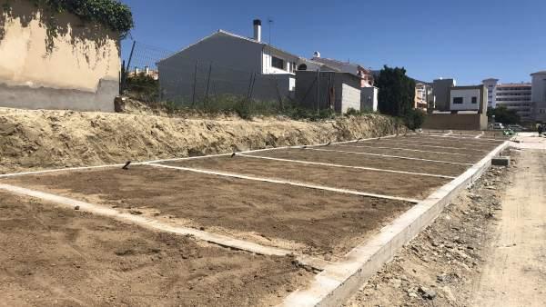 Huertos urbanos en Fuengirola