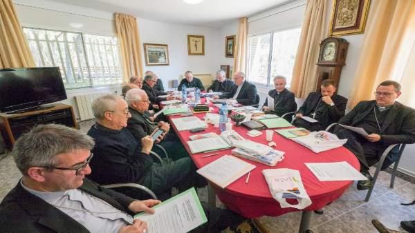 Reunión de la Conferència Episcopal Tarraconense (CET)