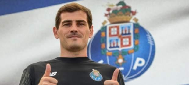 Iker Casillas volvería