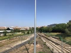 Diez millones para el soterramiento de las vías del tren de Delicias