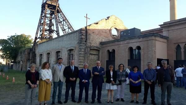 Patrimonio industrial en Villanueva del Río y Minas