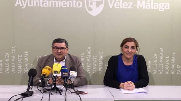 Np: Vélez Málaga Mejorará La Calidad De Vida De Cuatro De Sus Barrios Gracias Al