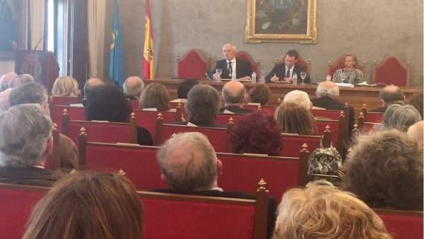 Ramón Rodríguez toma posesión como director del Ridea