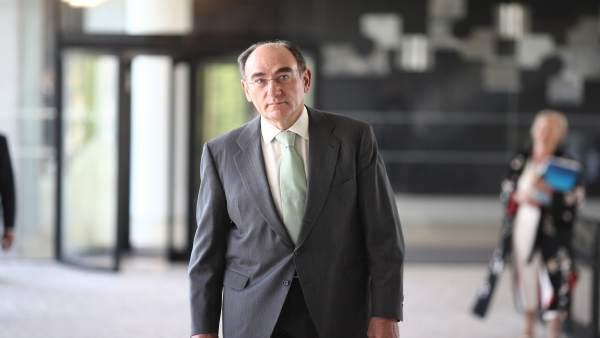 Ignacio Sánchez Galán acude a la Conferencia BBVA Sustainable Finance Forum