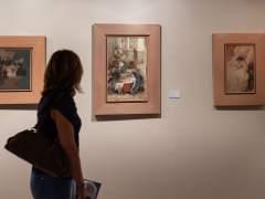 El IVAM muestra el lado más 'rebelde' de Ignacio Pinazo