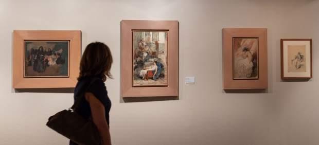 El IVAM muestra el lado más 'rebelde' del pintor valenciano Ignacio Pinazo