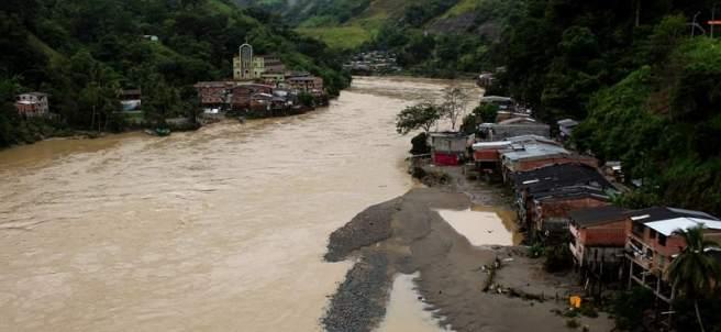 Inundaciones en Colombia
