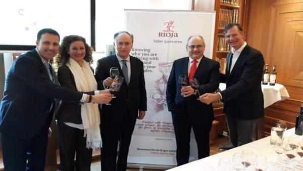 DOCa Rioja aterriza en Dinamarca y Holanda