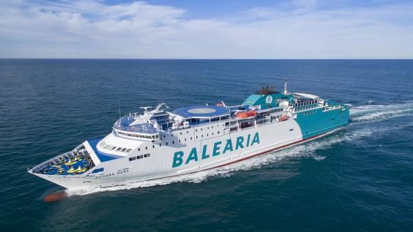 Ferry Bahama Mama de Baleària