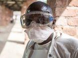 Brote de ébola en el Congo