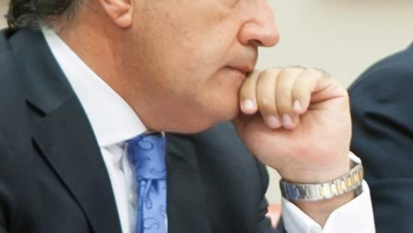 José Ignacio Landaluce, diputado del PP