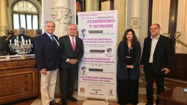 III Sala de Columnas Feminismo y Opinión