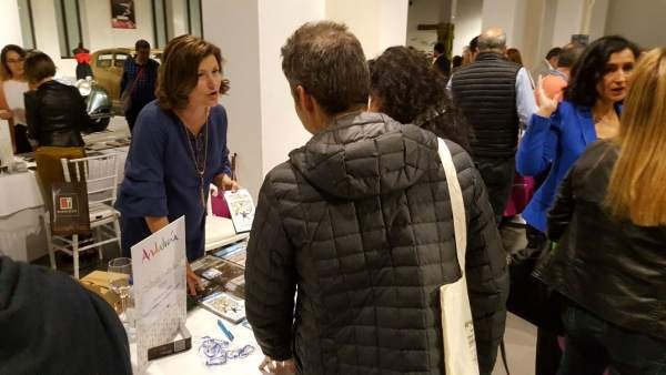 'Costa De Almería' Participa En Misiones Comerciales En Jaén, Málaga Y Granada.