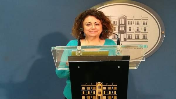 Joanaina Campomar, diputada de MÉS per Mallorca