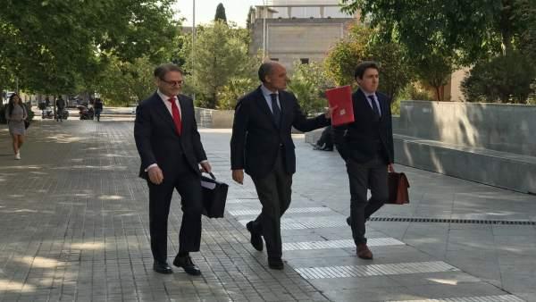 """Francisco Camps veu una """"causa política"""" en el cas de la Fórmula 1"""