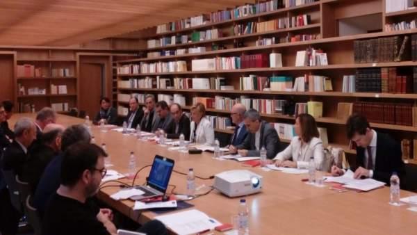 Seminario Diplomacia en San Millán