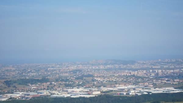 Santander. Cantabria. Región. Municipios. Pueblos. Población. Industria.