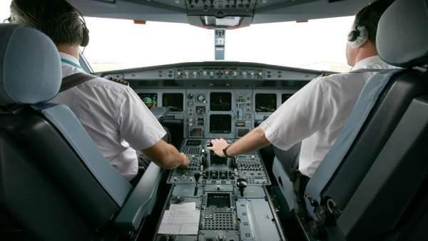 Pilotos de Iberia