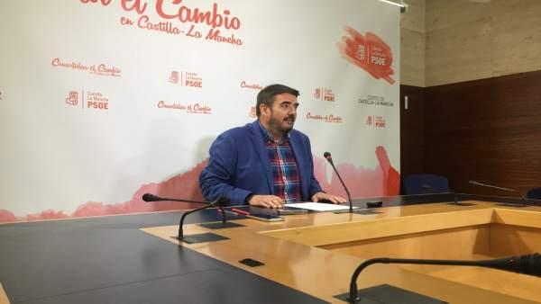 Diputado PSOE, Rafael Esteban,